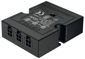 Häfele Loox Multi switch box, with cross circuit
