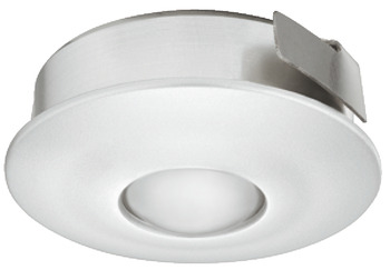 Recess mounted light, round, LED 4005 – Loox, plastic, 350 mA