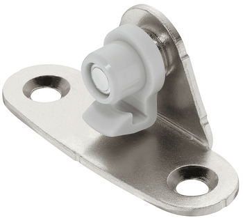 Screw-on bracket, For Maxi flap fittings, Duo standard/forte flap fittings and for lid Maxi Up