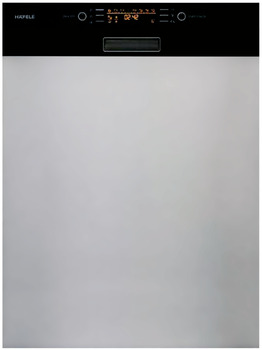Semi-Integrated dishwasher , 15 place settings, 60 cm
