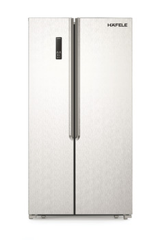 Side-by-side fridge, Inverter, touch screen, total capaciity 562 litres