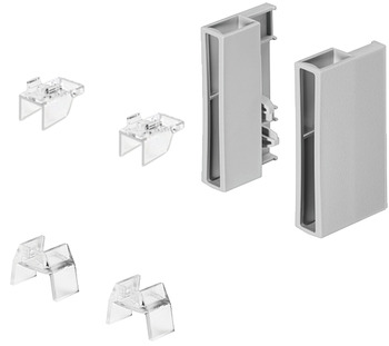 Support set, Tandembox antaro, for glass or metal insert element