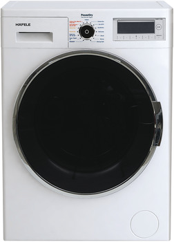 Washer and dryer, Front load, 9 kg wash load and 6 kg dry load, 60 cm