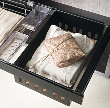Wire basket, for Trend pull-out storage system