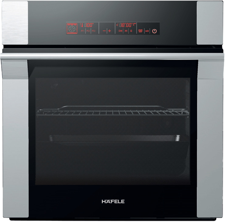 Built In Oven Touch Control 60 Cm 65 Litres In The